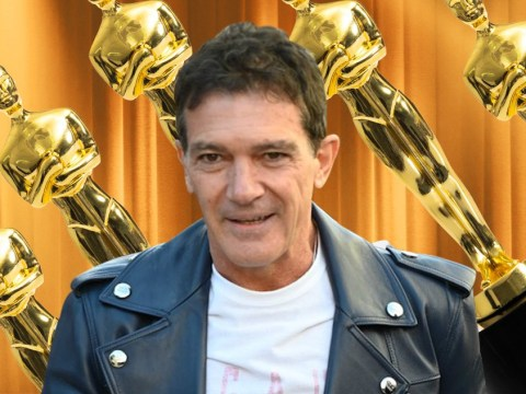 Antonio Banderas plays it cooler than cool in Malaga after landing his first ever Oscar nod