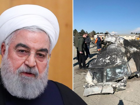 Suspects arrested in Iran for accidentally shooting down plane which killed 176 people