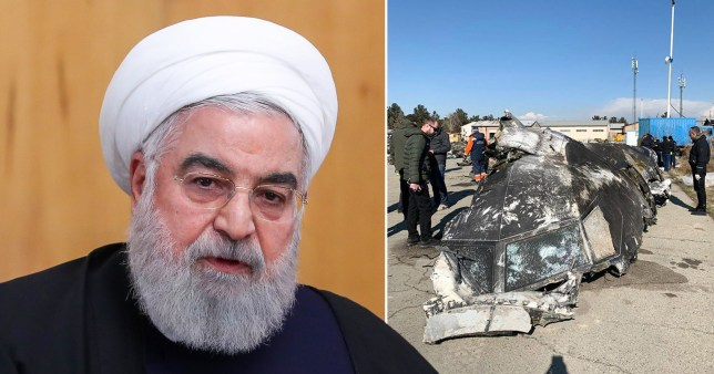 Iran arrests suspects of Ukrainian plane crash