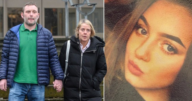 Parents ordered to stop 'harassing' BMW driver after crash killed daughter, 15