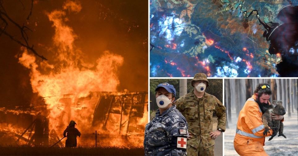 Australia and bushfires