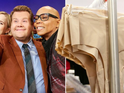 James Corden admits to wearing Spanx under his suits but wants to break 'free'