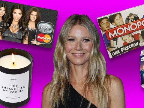 Weirdest celebrity products to rival Gwyneth Paltrow's vagina candle from the KISS Kasket to One Direction Monopoly