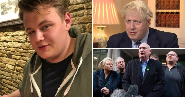 Harry Dunn's family demand apology from Boris Johnson