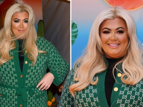 Gemma Collins quits skinny jabs and declares she's happy with her body