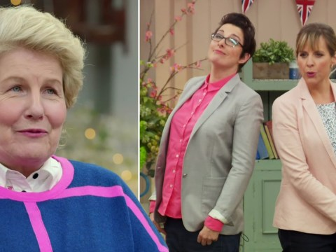 The Great British Bake Off: A look back at its old hosts and all the drama as Sandi Toksvig quits the series