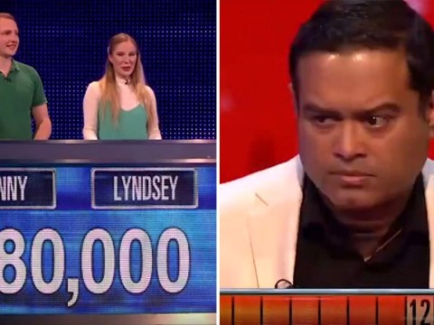 'This is ridiculous': The Chase contestants stunned at £80,000 win after beating Paul Sinha in incredible game