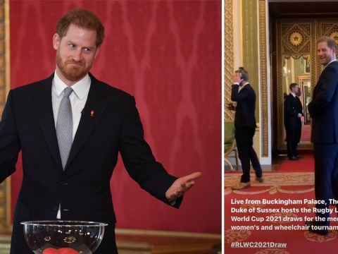 Prince Harry 'had no idea' song about leaving UK would be on Instagram video