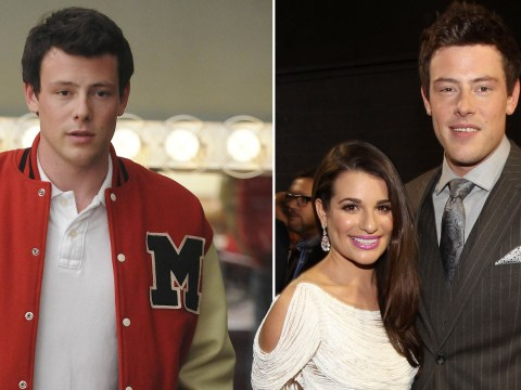 Lea Michele's 'emotional' reaction rewatching scene with Cory Monteith in Glee