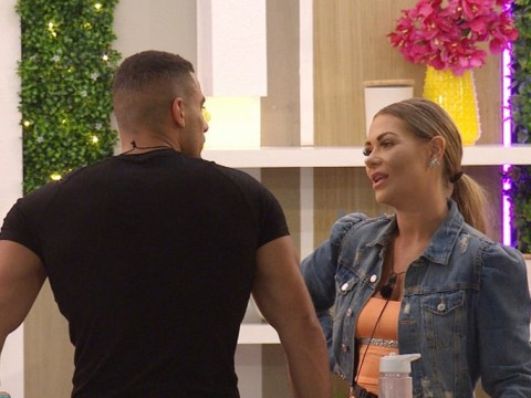 Love Island's Callum Jones grovels to Shaughna Phillips as the first dumping of the series looms
