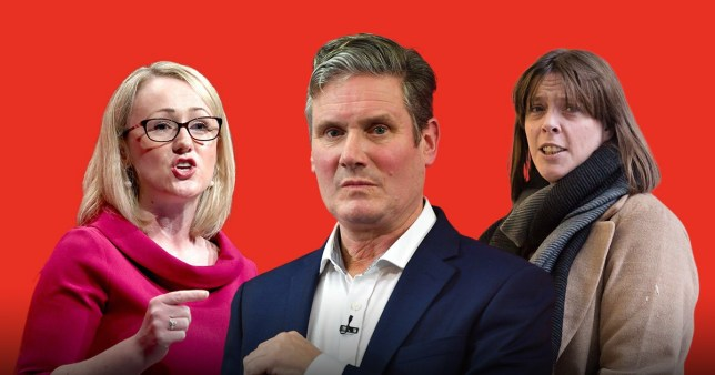 Labour leadership candidates accused of trying to 'out-working-class each other'