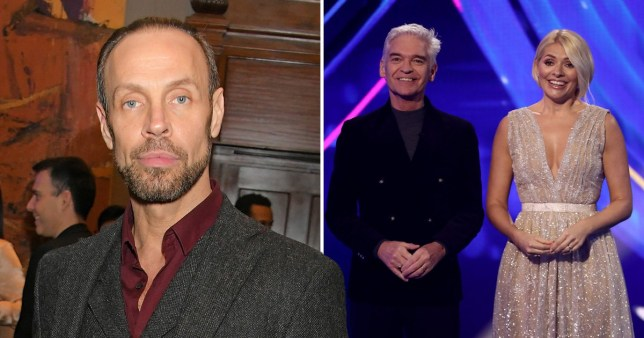 Ex Dancing on Ice judge Jason Gardiner attacks Holly Willoughby's appearance in stand-up show
