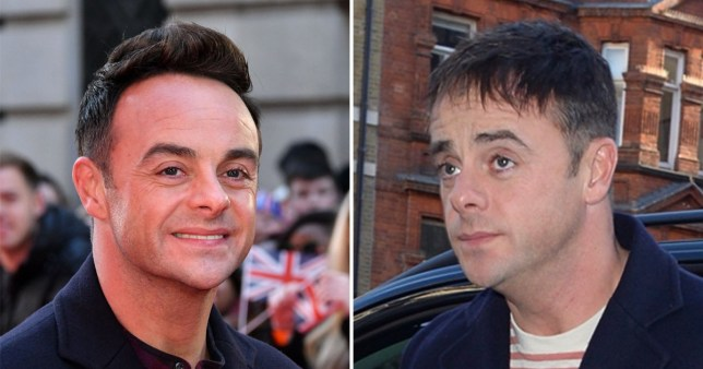 Ant McPartlin shocks us all with first hairstyle change in 20 years amid divorce settlement talks