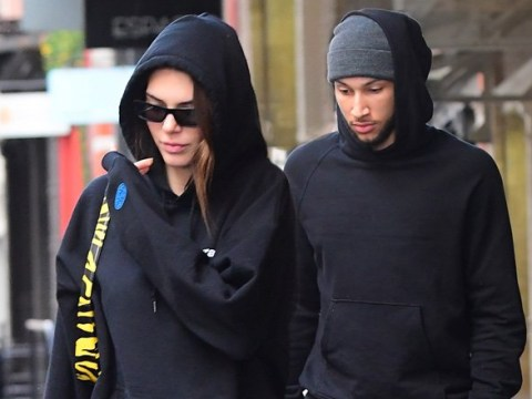 Kendall Jenner and on-off flame Ben Simmons reunite in New York after 'spending NYE together'