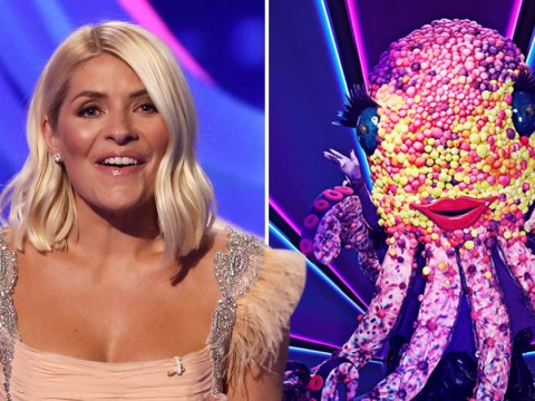 Holly Willoughby responds to speculations that she's The Masked Singer's Octopus