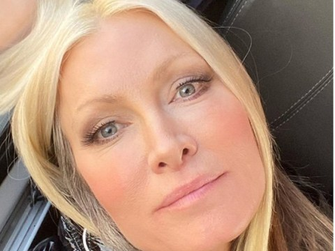 Caprice Bourret hits back at 'diva' claims following split with Dancing On Ice partner Hamish Gaman: 'Don't believe what you're reading!'