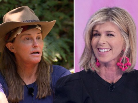 Kate Garraway has kept in touch with Caitlyn Jenner after I'm A Celebrity – and they're meeting up next week