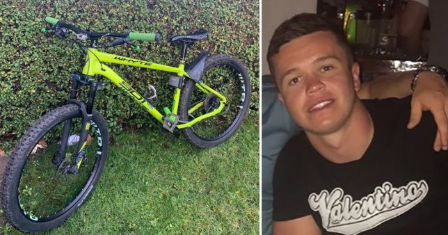 Man buys stolen £1,300 bike for £80 and gives it back to real owner