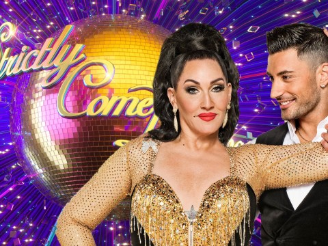 Michelle Visage and Giovanni Pernice speak out about their controversial Strictly Come Dancing journey: 'I wanted to leave a mark'