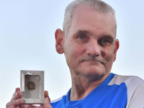 Council worker wants 'more gratitude' after getting badge for 40 years' service