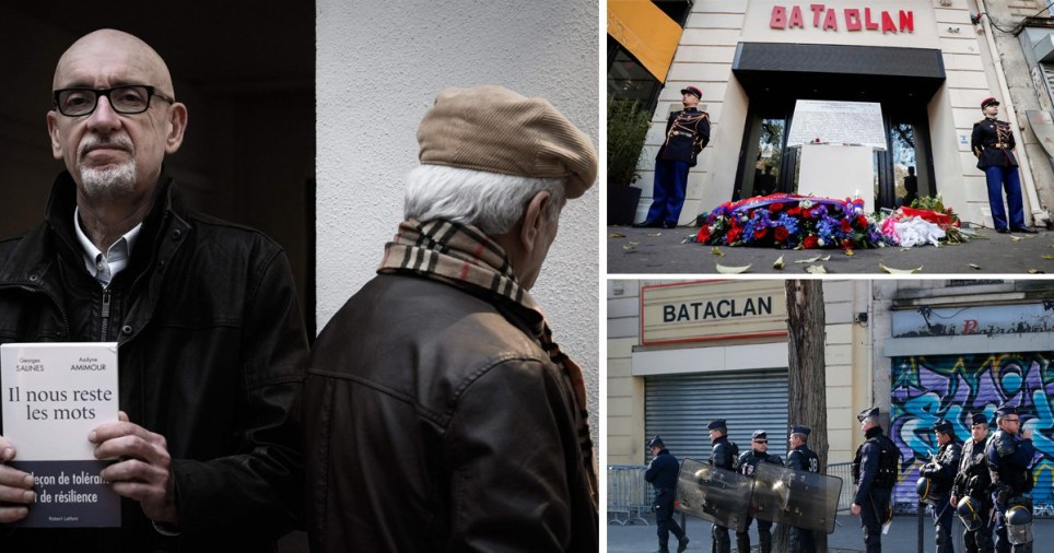 Paris Bataclan terror attack