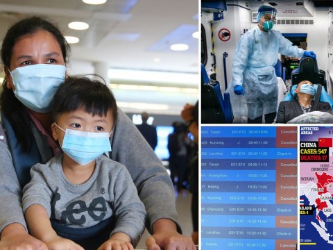 Trains and planes banned from leaving city where deadly coronavirus broke out