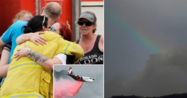 Three dead in Australia plane crash fighting fires