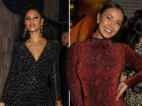 Maya Jama parties at Baftas bash as she jets in from Paris after hanging out with Stormzy's sister