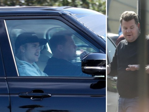 Carpool Karaoke boss insists James Corden does actually drive the car after viral controversy