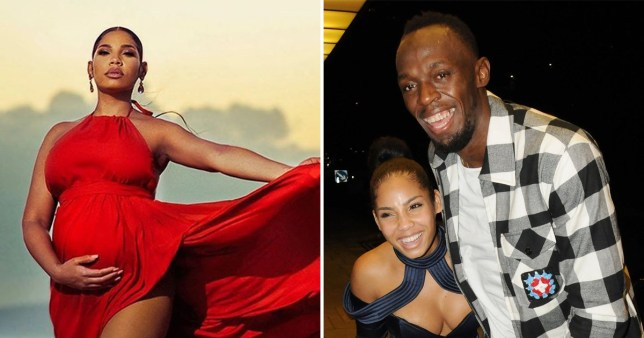 Usain Bolt is expecting a baby with girlfriend Kasi Bennett