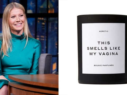 Gwyneth Paltrow jokes she was 'high on mushrooms' when creating vagina candle and it explains everything