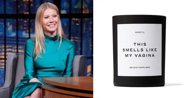 Gwyneth Paltrow Goop candle