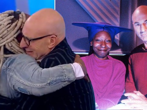 Whoopi Goldberg moved to tears as Sir Patrick Stewart offers return to Star Trek for Picard season 2