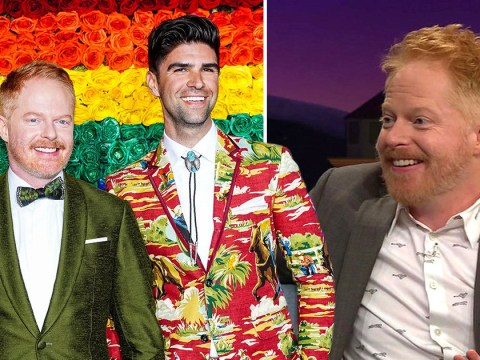 Modern Family star Jesse Tyler is having a baby with husband Justin Mikita