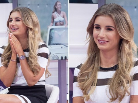 Dani Dyer refuses to drink tap water because 'That's how the government will kill us'