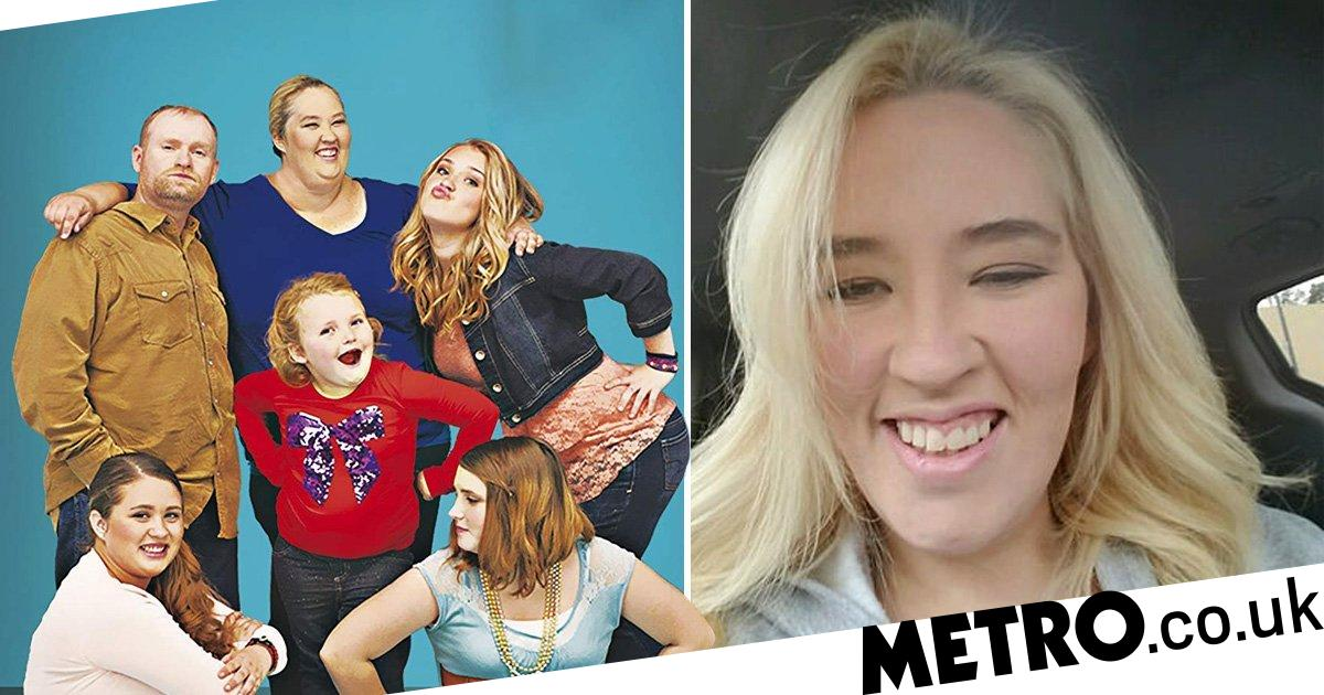 Mama June From Not To Hot 2020