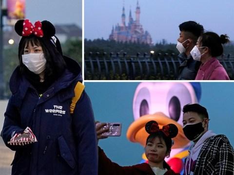 Disneyland closes in Shanghai to try and stop Coronavirus spread