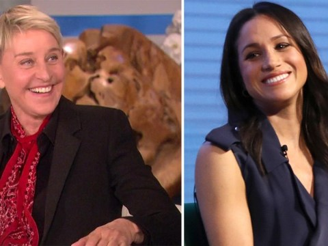 Meghan Markle set to do her first TV interview with pal Ellen DeGeneres in a 'secret location'
