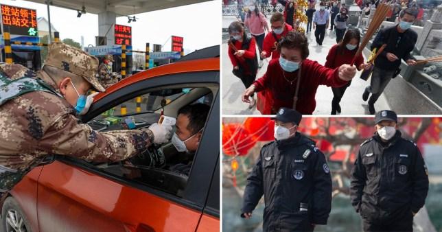chinese new year coronavirus
