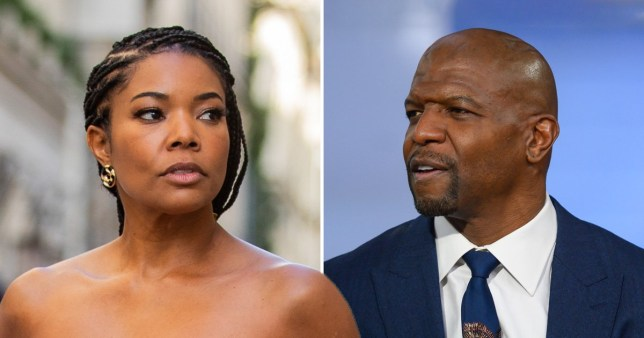 Gabrielle Union's Twitter rant brands America's Got Talent host Terry Crews a 'liar' amid racism claims