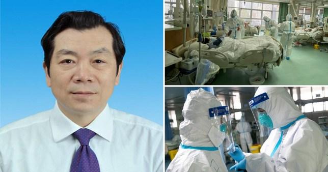 Doctor battling to save coronavirus patients dies days after contracting disease