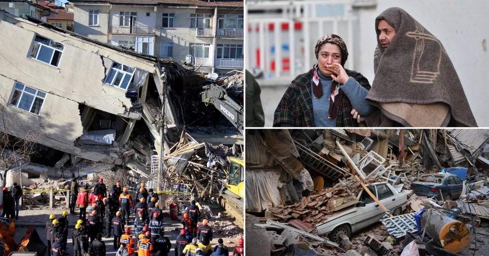 turkey earthquake - photo #25