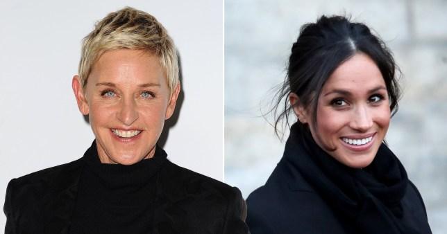 Ellen DeGeneres appears to confirm Meghan Markle TV interview: 'I'm excited'
