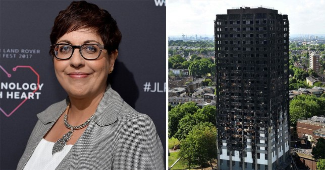 Grenfell Tower inquiry panel member resigns over cladding firm links