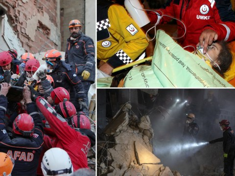 Hunt for survivors in Turkey earthquake as death toll jumps to 31