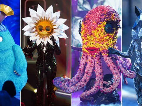 Who was unmasked on The Masked Singer last night?