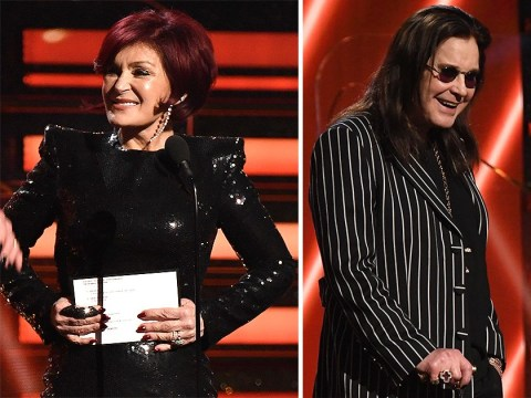 Sharon Osbourne reading out rap categories is the best thing to happen at the Grammys 2020