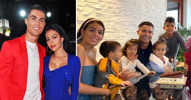 Cristiano Ronaldo S Girlfriend Georgina Rodriguez Calls Him Husband Metro News