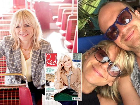 Zoe Ball reveals she was 'in shock' for two years after Billy Yates' death and says 'losing love will nearly end you'