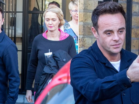 Ant McPartlin gears up for NTAs with Anne-Marie Corbett as he and Declan Donnelly 'set to make history'